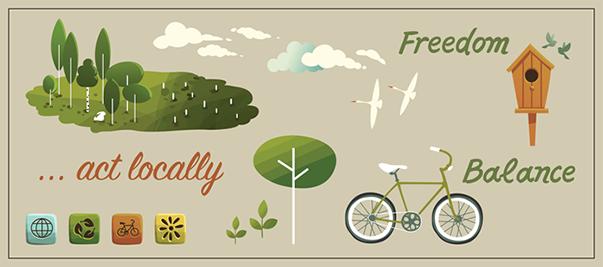Eco-Life Act Locally